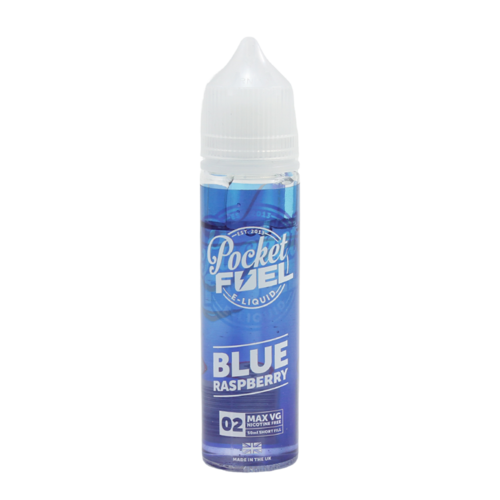 Blue Raspberry - Pocket Fuel (Shortfill) (Shake & Vape 50ml)
