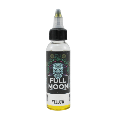 Yellow - Full Moon (Shortfill) (Shake & Vape 50ml)