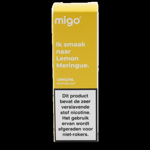 Lemon Meringue (MHD) (Nic Salt) - Migo
