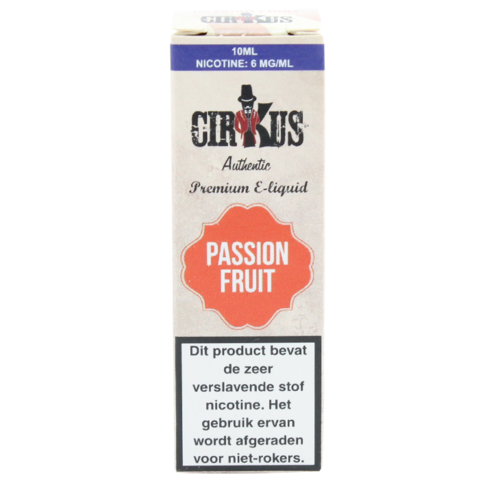 Passion Fruit - Cirkus The Authentics