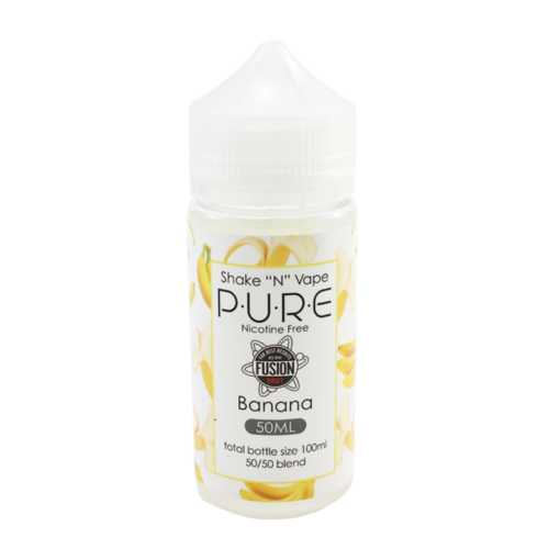 Banana - Pure (Shortfill) (Shake & Vape 50ml)