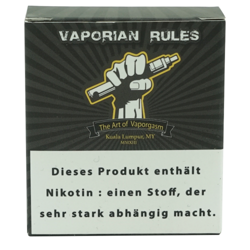 The Scotch #3 - Vaporian Rules (3x10ml)
