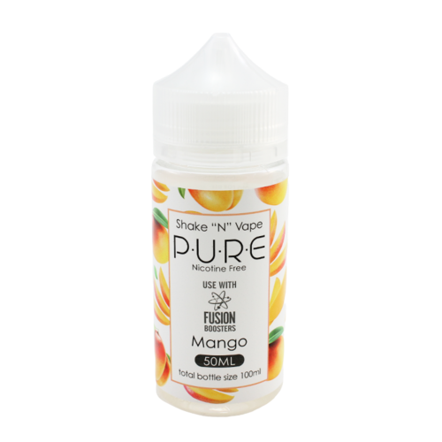 Mango - Pure (Shortfill) (Shake & Vape 50ml)