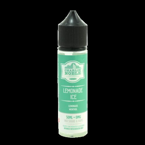 Lemonade Ice - Charlie Noble (Shortfill) (Shake & Vape 50ml)