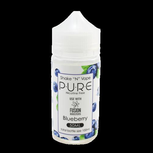 Blueberry - Pure (Shortfill) (Shake & Vape 50ml)