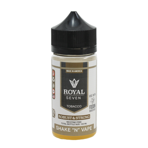 Robust and Strong - Royal Seven (Shortfill) (Shake & Vape 50ml)