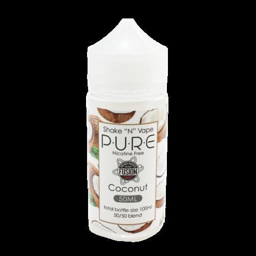 Coconut - Pure (Shortfill) (Shake & Vape 50ml)