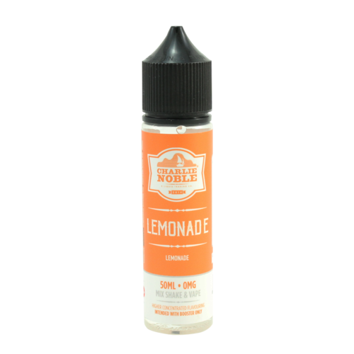 Lemonade - Charlie Noble (Shortfill) (Shake & Vape 50ml)
