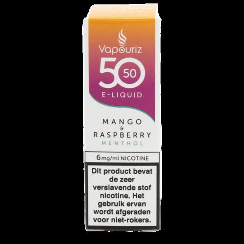 Mango & Raspberry Menthol - Vapouriz