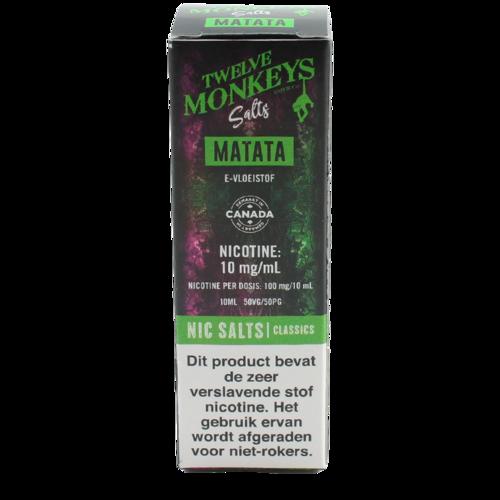 Matata (Nic Salt) - Twelve Monkeys
