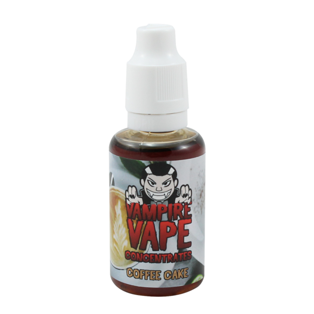 Coffee Cake - Vampire Vape (aroma)