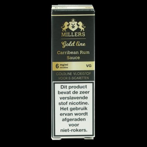 Caribbean Rum Sauce 100VG - Millers Juice