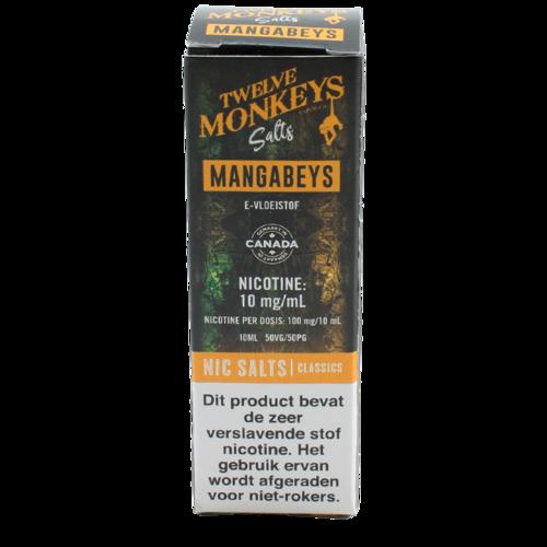 Mangabeys (Nic Salt) - Twelve Monkeys