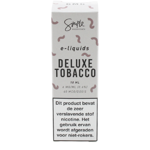 Deluxe Tobacco - Simple Essentials