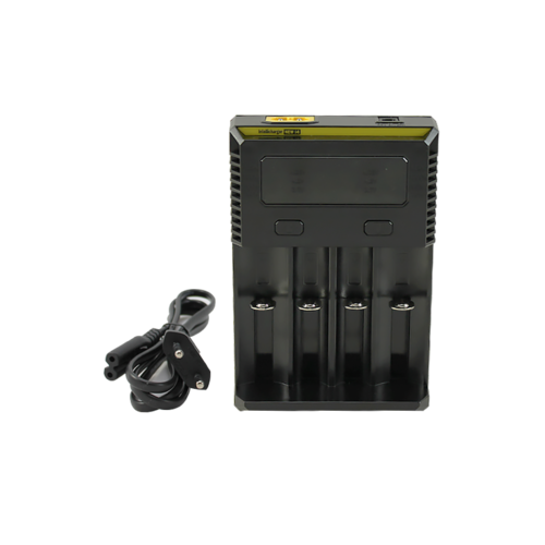 Nitecore Intellicharger I4 Ladegerät