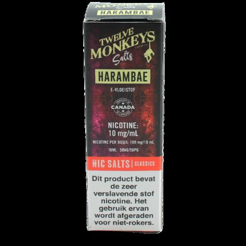 Harambae (Nic Salt) - Twelve Monkeys