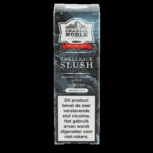 Shellback Slush (Nic Salt) - Charlie Noble