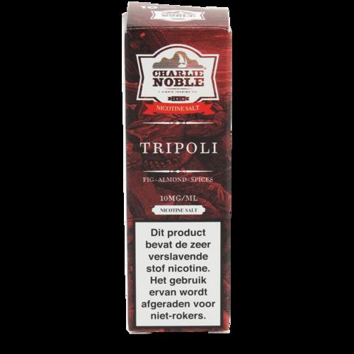 Tripoli (Nic Salt) - Charlie Noble