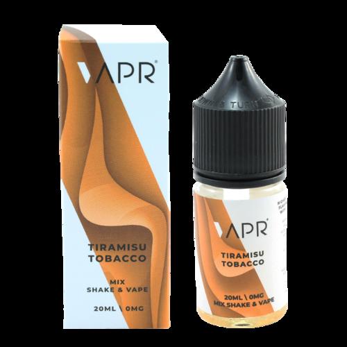 Tiramisu Tobacco - VAPR (Shortfill) (Shake & Vape 20ml)