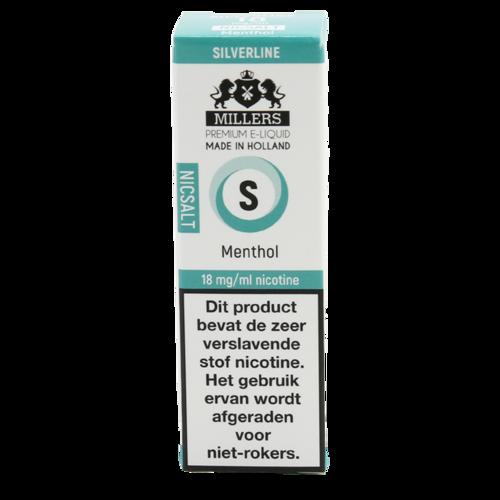 Menthol (Nic Salt) - Millers Juice