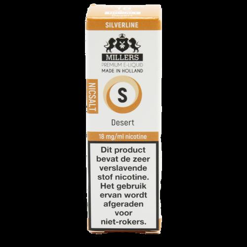 Desert (Nic Salt) - Millers Juice