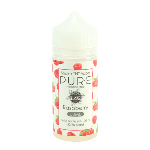 Raspberry - Pure (Shortfill) (Shake & Vape 50ml)