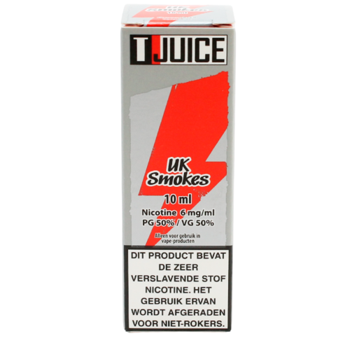 UK Smokes - T-Juice