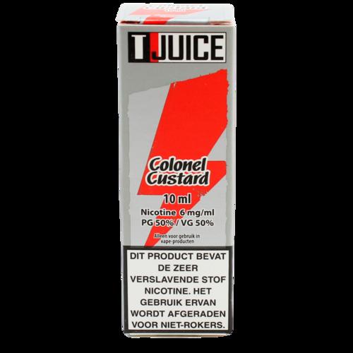Colonel Custard - T-Juice