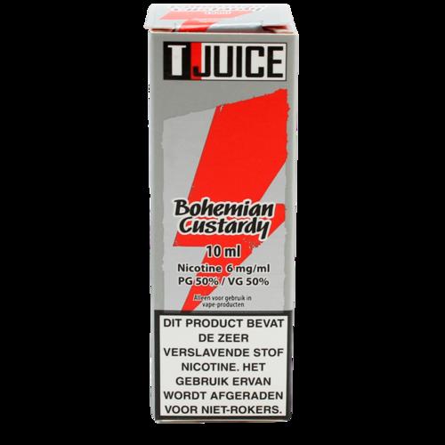 Bohemian Custardy - T-Juice