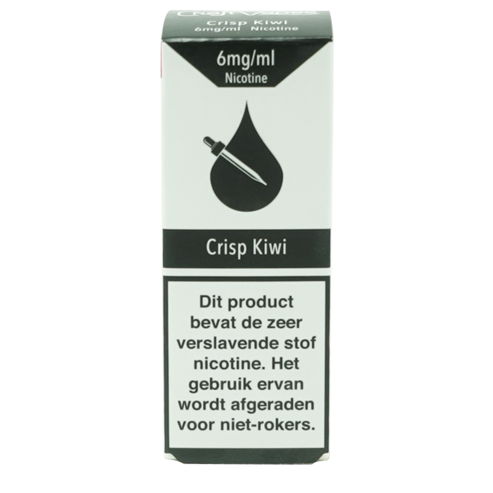Crisp Kiwi - Craft Vapes